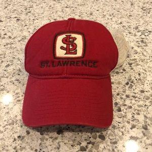 St Lawrence University snapback trucker hat